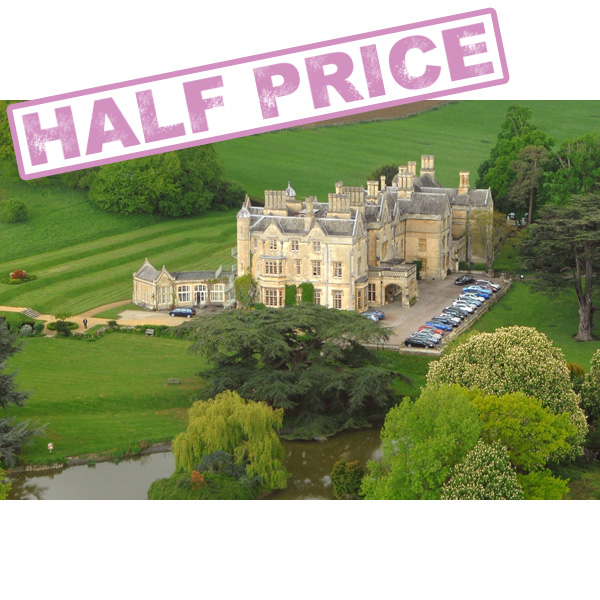 Romantic Overnight Break For Two Special Offer