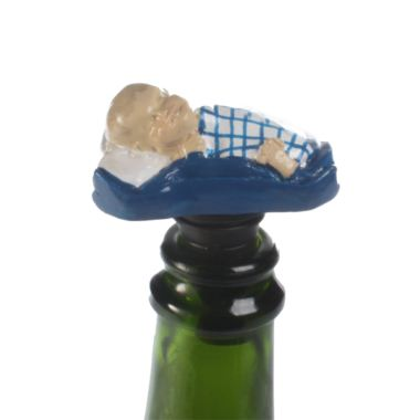 New Baby Boy Bottle Stopper