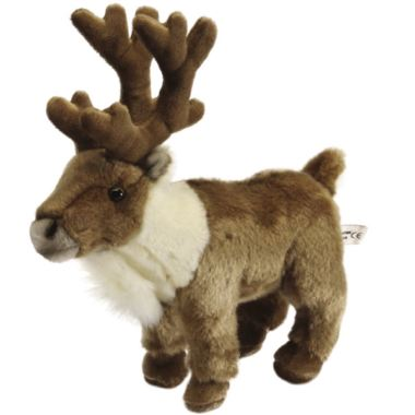 Living Nature Reindeer Soft Toy