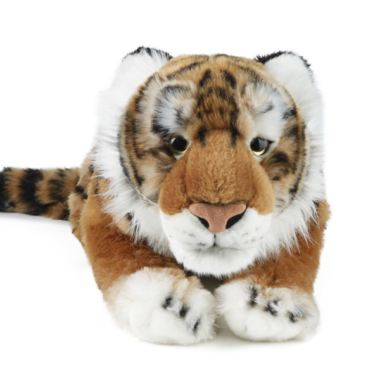 Living Nature Large Tiger Soft Toy
