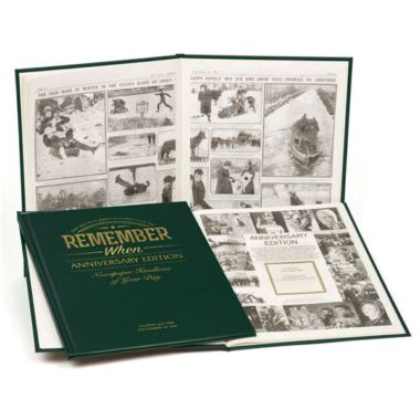 Pearl Anniversary Commemorative Book