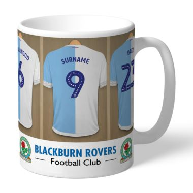 Personalised Blackburn Rovers FC Crest Pillowcase