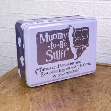 Mummy To Be - Stuff Tin