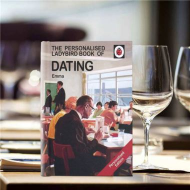 Personalised Ladybird Books For Adults - Dating