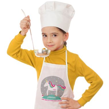 Personalised Magical Unicorn Childrens Apron