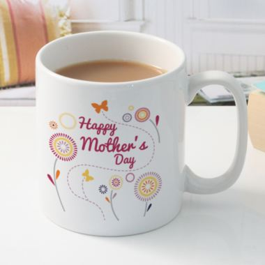 Mother's Day Butterfly Mug