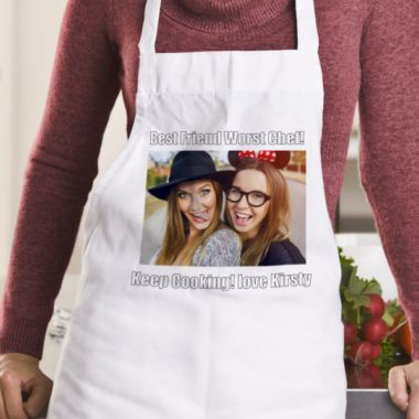 Personalised Apron