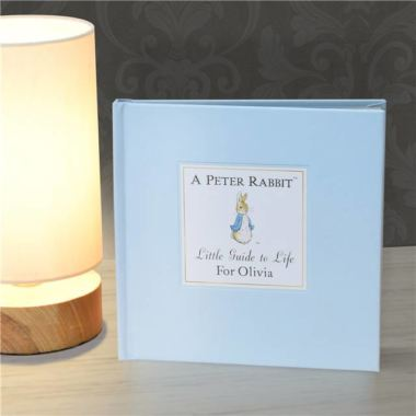 The Peter Rabbit Little Guide to Life - Personalised Childrens Book