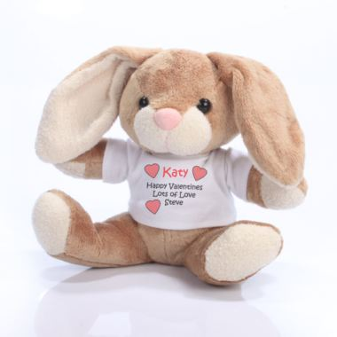 Message Love Bunny