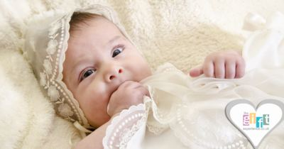 Give Something Different On A Child's Christening Day