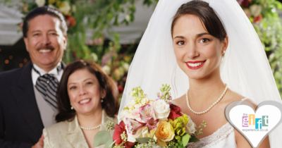 What gift can you give your daughter on her wedding day?