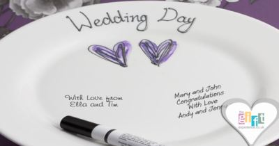 Sign and Seal Your Wedding Day Memories