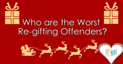 These are the worst re-gifting offenders!
