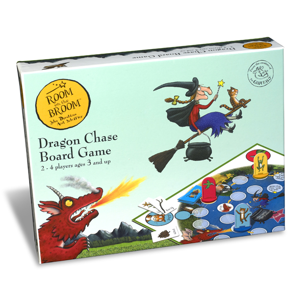 Room on the Broom Board Game