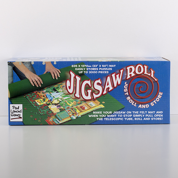 Jigsaw Puzzle Roll - Jigsaw Puzzle Gifts