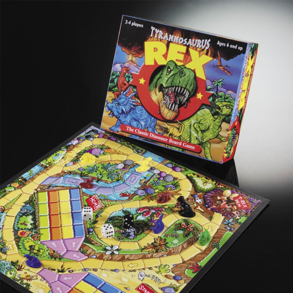 Tyrannosaurus Rex Board Game - Board Game Gifts