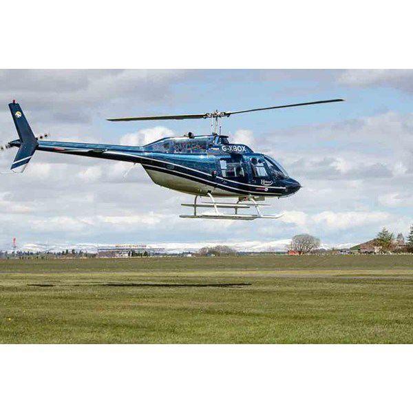 Helicopter rides wichita ks