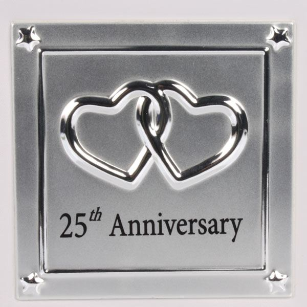 Wedding Anniversary Gifts 25th Year : 25th Anniversary Photo Album