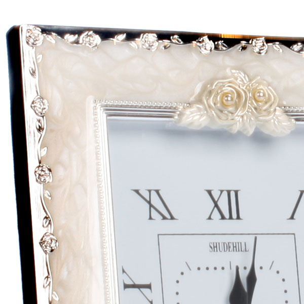 30th Pearl Wedding Anniversary Quartz Clock The Gift Experience