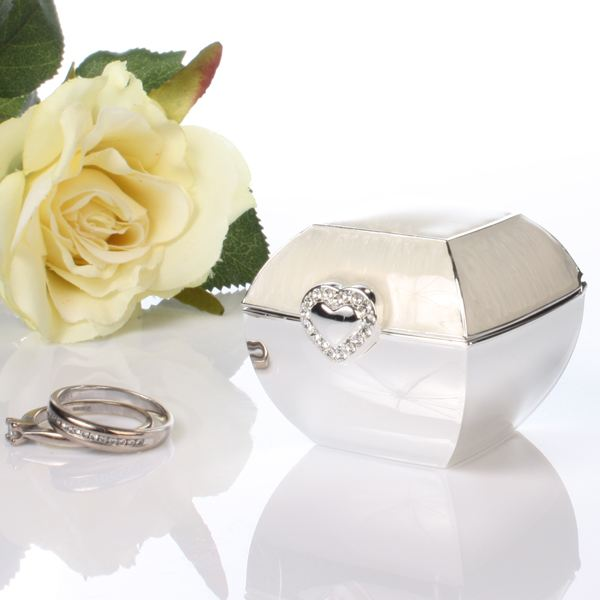 Square Shaped Luxury Ring Box  sc 1 st  The Gift Experience & Luxury Ring Box | The Gift Experience Aboutintivar.Com