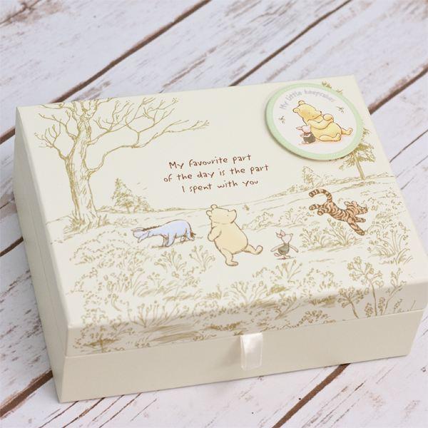 Disney Classic Pooh Heritage Keepsake Box | The Gift Experience