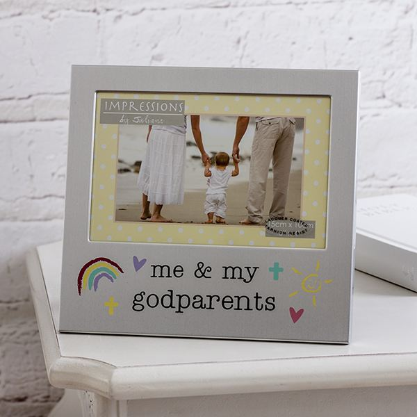 Me & My Godparents Photo Frame   The Gift Experience