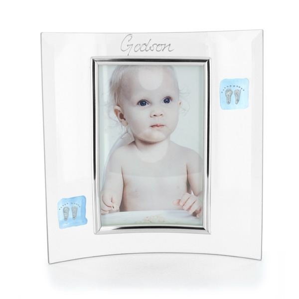 Godson Glass Photo Frame | The Gift Experience