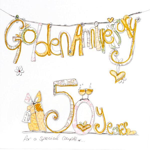 golden wedding anniversary scrapbook