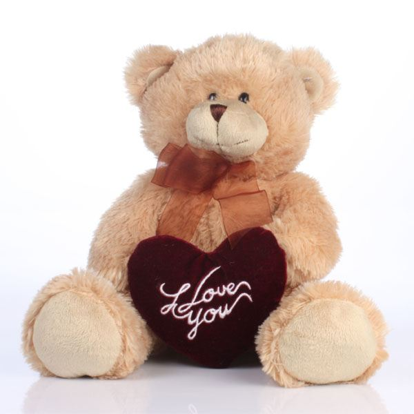I Love You Teddy Bear The Gift Experience