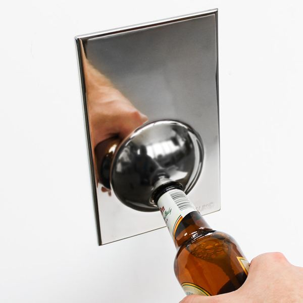 fridge magnet bottle opener the gift experience. Black Bedroom Furniture Sets. Home Design Ideas