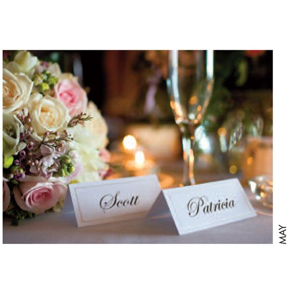 Wedding Gift Experience Ideas : Personalised Wedding Image Calendar The Gift Experience