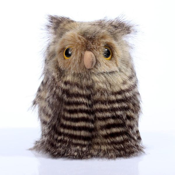 Fluffy the Baby Owl Soft Toy | The Gift Experience