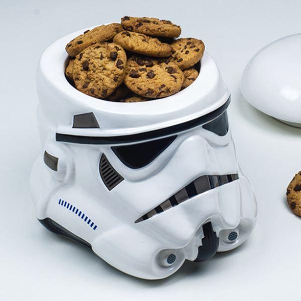 Star wars stormtrooper cookie jar the gift experience - Stormtrooper cookie jar ...
