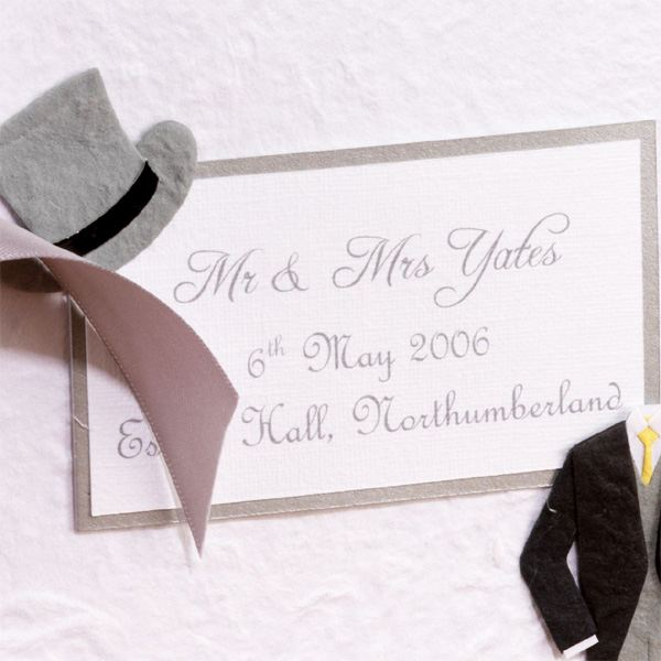 Wedding Gift Experiences : Personalised Handmade Wedding Album The Gift Experience