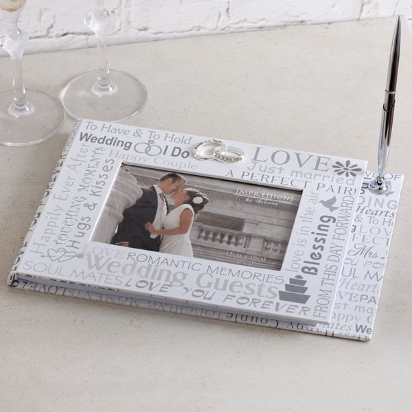 Wedding Gift Experience Ideas : Wedding Day Guest Book The Gift Experience