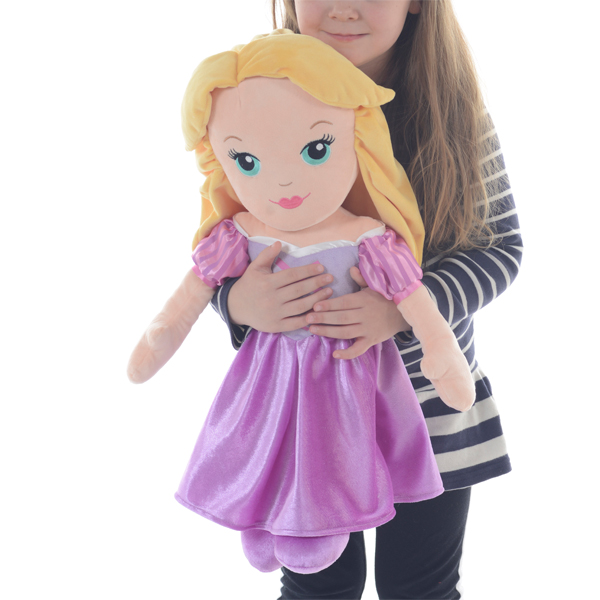 Disney Princess Cute Rapunzel 20 Soft Doll