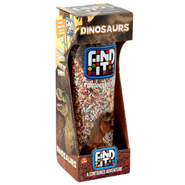 Find It Dinosaur Puzzle - Dinosaur Gifts
