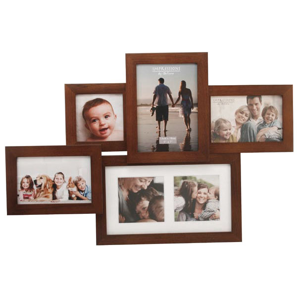 Buy cheap collage picture frame compare house decorations prices for best u - Six pictures photo frame ...