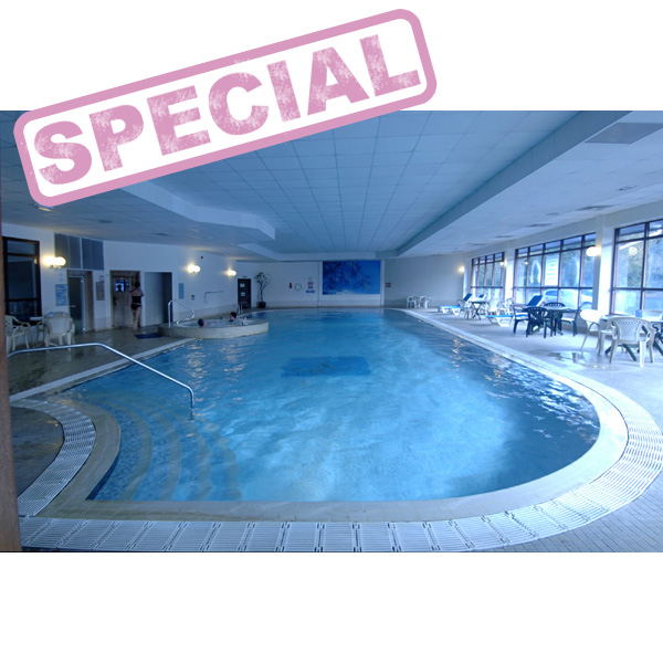 One Night Spa Break For Two Special Offer