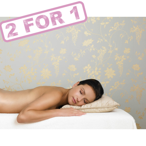2 For 1 Exclusive Spa Experience Special Offer