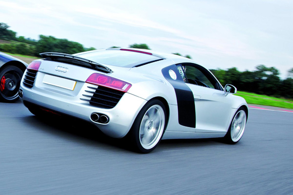 Audi R8 Driving Thrill Special Offer - Thrill Gifts