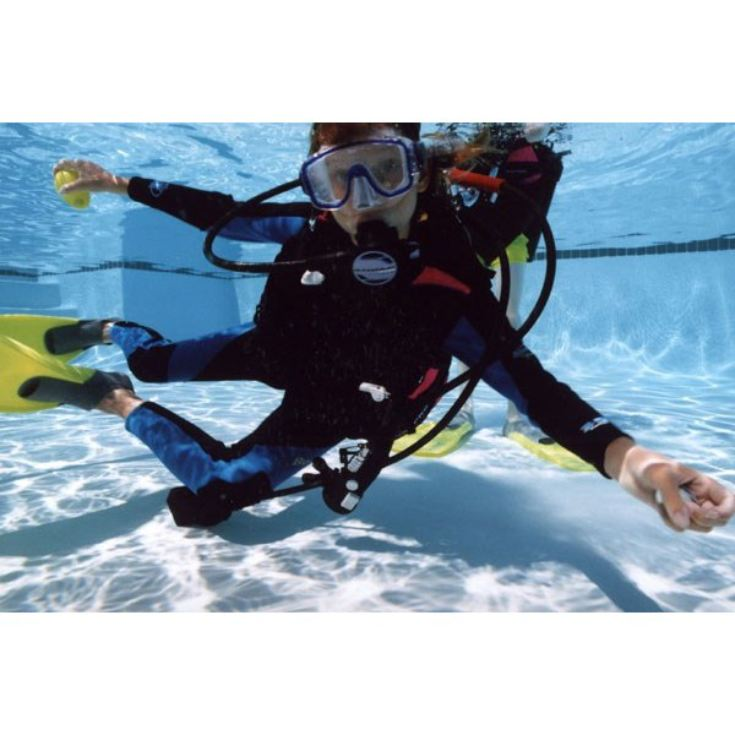 Kids Bubblemaker Scuba Experience for Two in Hertfordshire product image