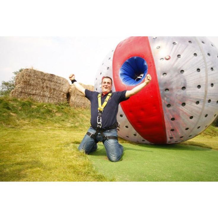 Harness Zorbing for Two Special Offer product image