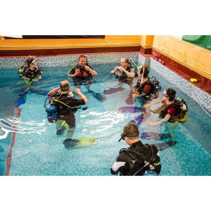 Scuba Diving Experience for Two product image
