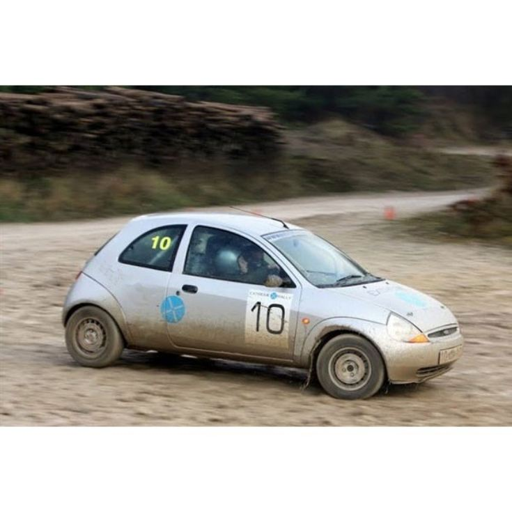 Rally Driving for Juniors  product image