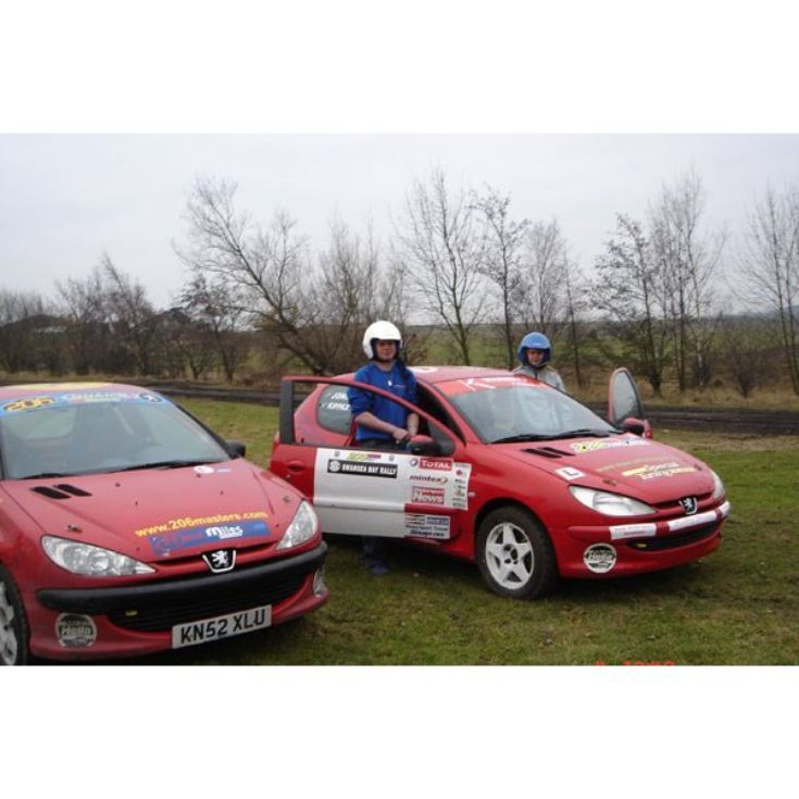 Rally Silver Experience at Prestwold Hall product image