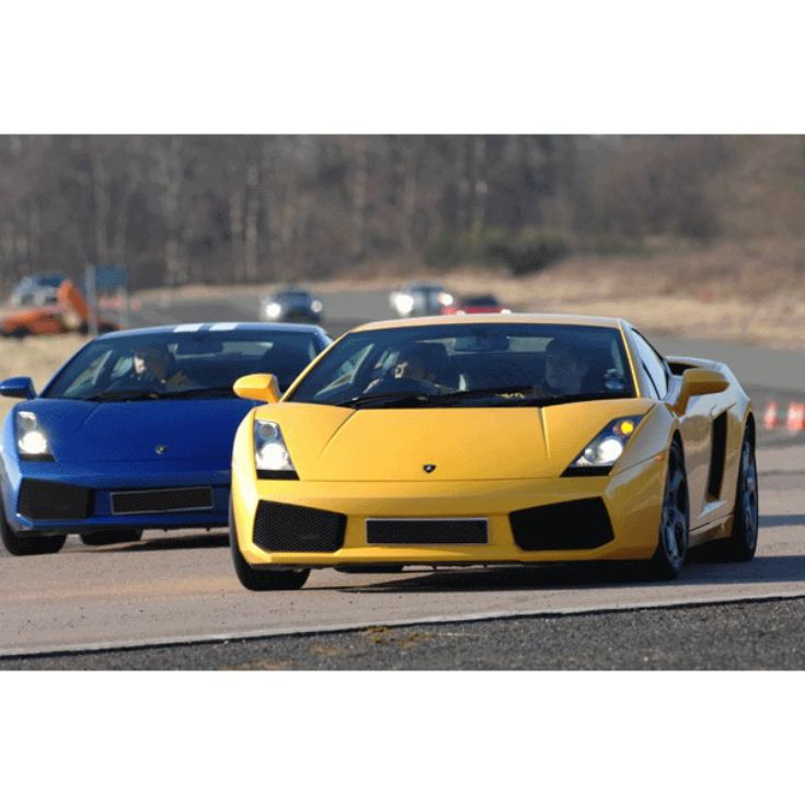 Lamborghini Gallardo Junior Drive - Weekends product image