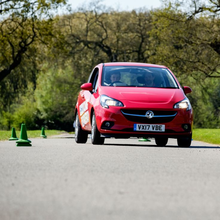 30 Minute Young Driver Experience - UK Wide product image