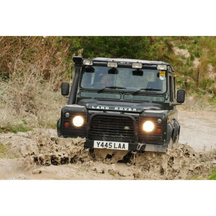 Off Road Driving Experience at Thruxton product image