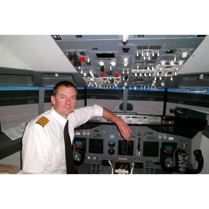 60 Minute Flight Simulator Experience product image